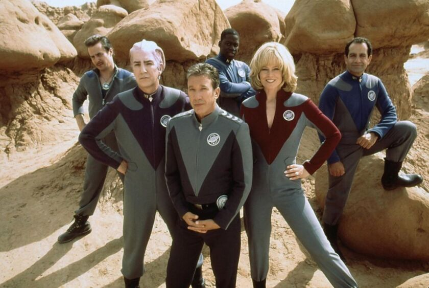 Galaxy Quest with the San Diego Symphony