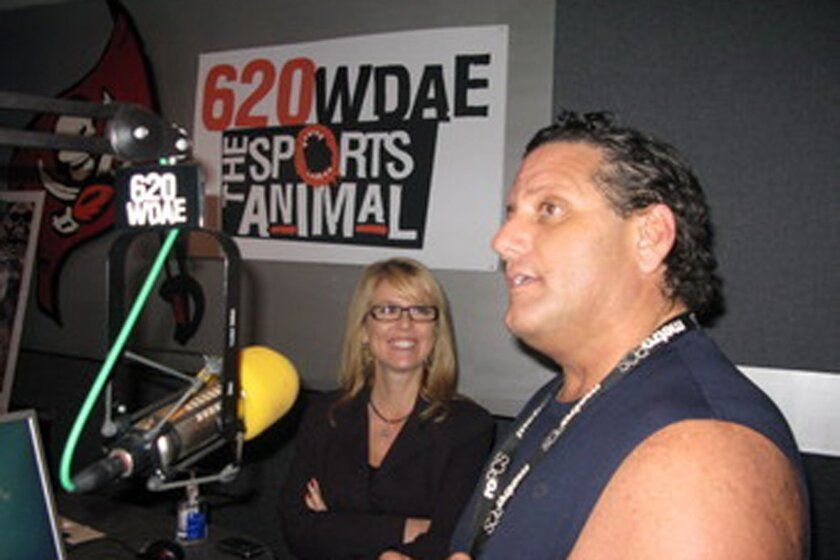 Dan Sileo has worked for WDAE-620 in Tampa.
