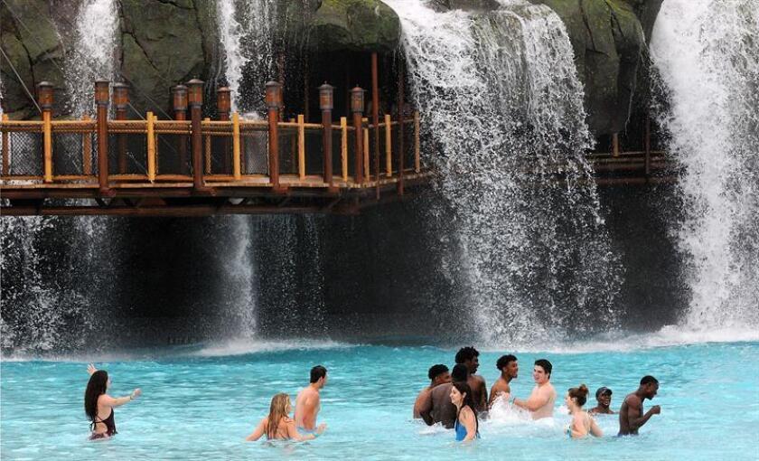 Visit Florida, el organismo oficial dedicado a la promoción turística del estado, calcula que 30,7 millones de turistas viajaron a la región en el tercer trimestre del año, un aumento del 10,1 % con respecto al periodo homólogo. EFE/Archivo