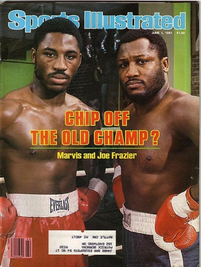 Marvin Frazer y Joe Frazer