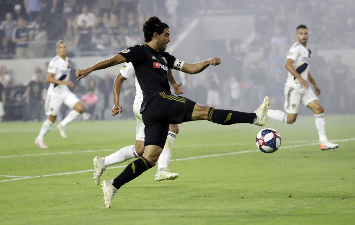 LAFC will face Houston, Galaxy to take on Portland in MLS Is Back tournament openers