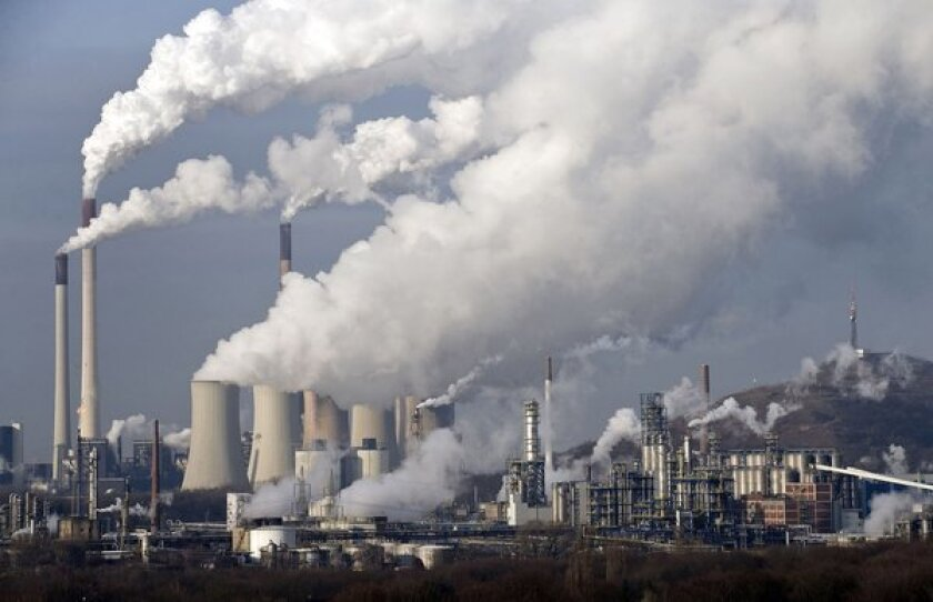Draft of global warming report leaked online