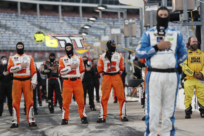 NASCAR Charlotte Trucks Auto Racing