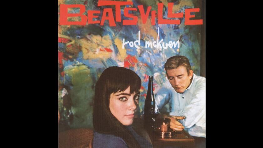 Rod McKuen's 1959 album 'Beatsville'