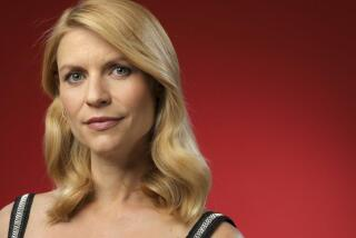 'Homeland's' Claire Danes talks about the 'magical creature' that is Carrie