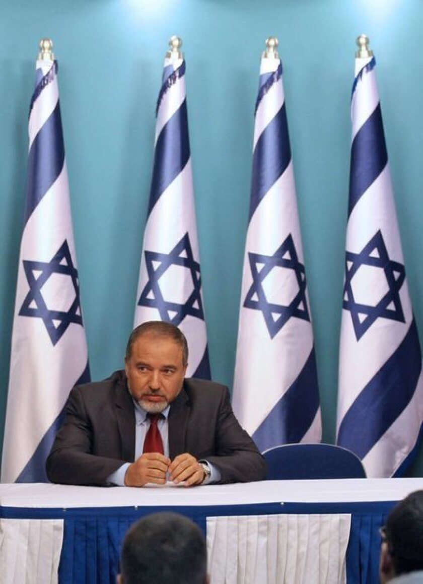 Israel's former foreign minister indicted on fraud charges