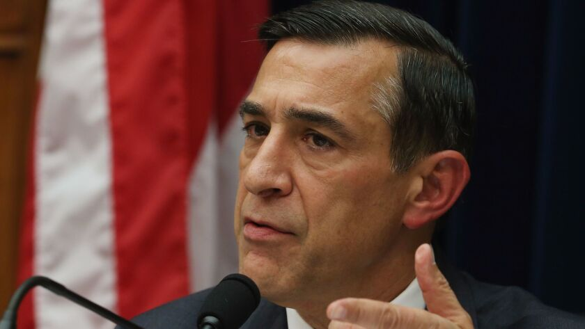 Rep. Darrell Issa, R-Vista, has introduced a new bill aimed at finding nuclear waste storage sites f