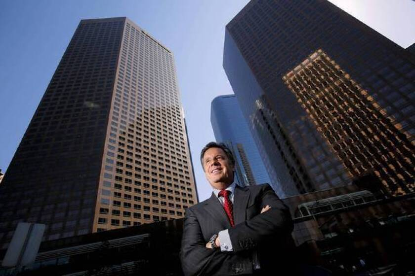 Brookfield becomes dominant landlord in L.A. financial district