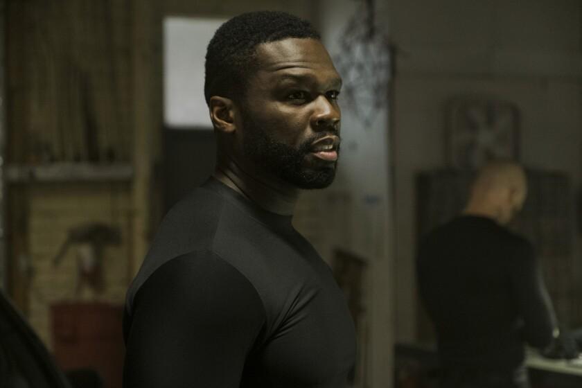"""Curtis Jackson, conocido como 50 Cent por su carrera como rapero, es uno de los protagonistas de """"Den of Thieves""""."""