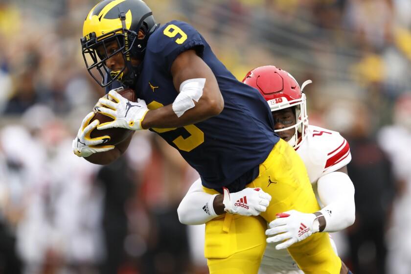 Rutgers Michigan Football