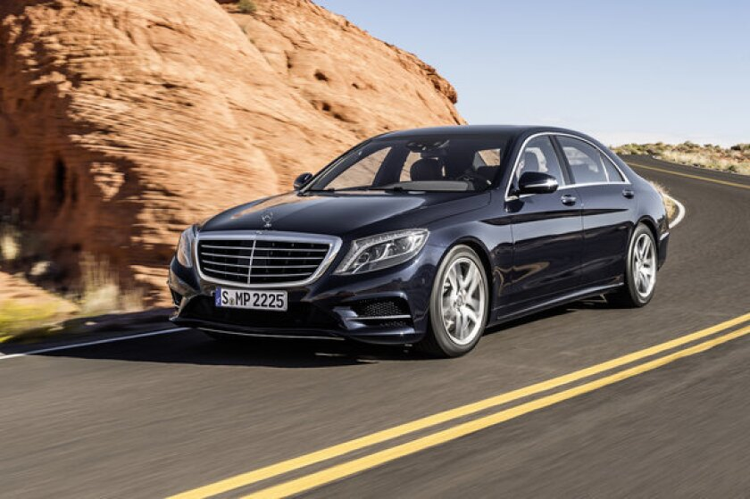 Mercedes-Benz introduced the all-new 2014 S-Class. Though its dimensions and powertrain remain largely unchanged, the car features a host of new technologies and a completely redesigned interior.