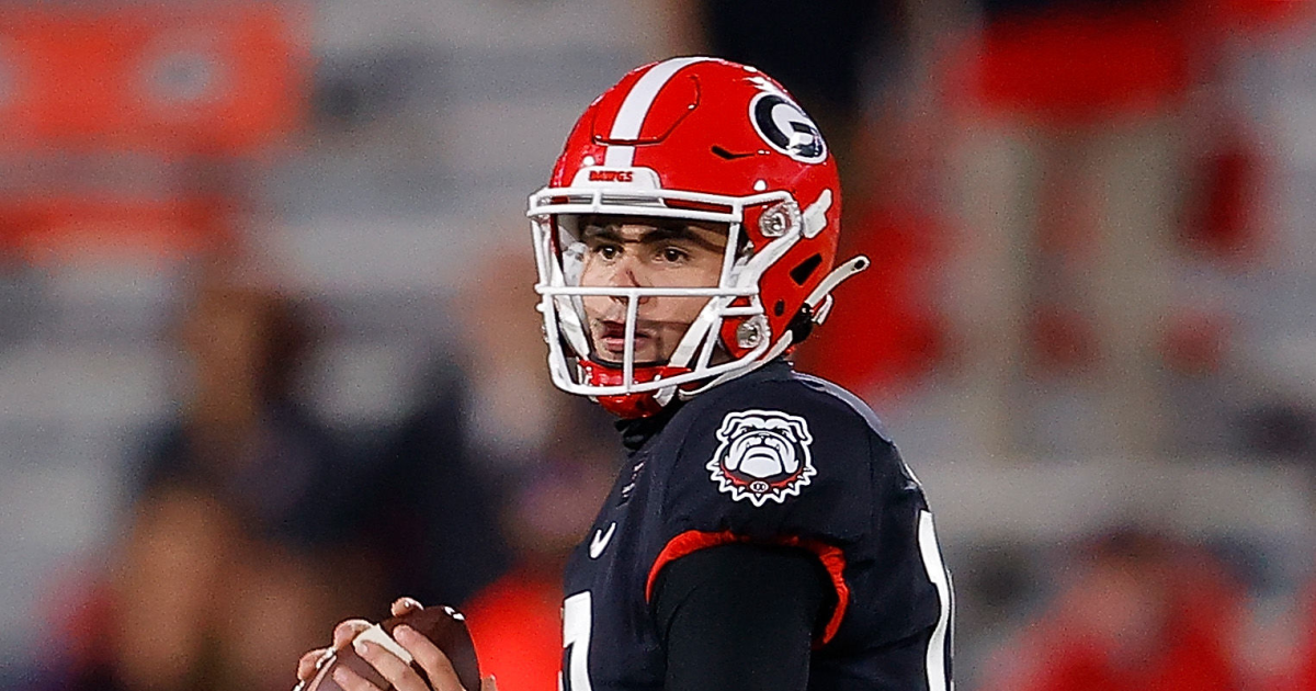 After year of hardship, JT Daniels reignites his football dreams at Georgia