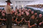 Hundreds of recruits get sick at Marine boot camp
