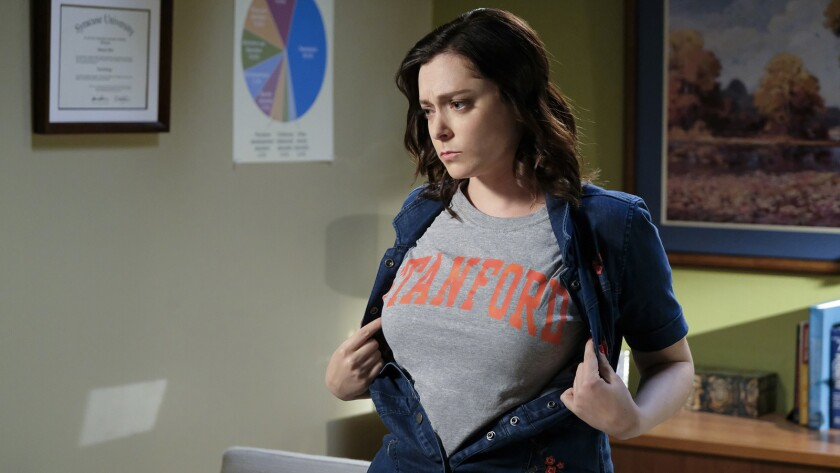 "Rachel Bloom stars in a new episode of the musical comedy ""Crazy Ex-Girlfriend"" on the CW."