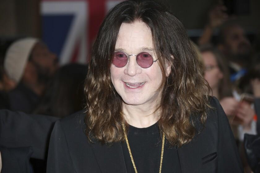 People Ozzy Osbourne