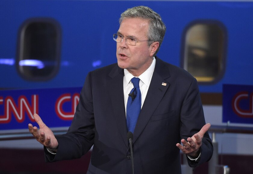 One Republican presidential candidate, former Florida Gov. Jeb Bush, suggested that Margaret Thatcher should grace the new $10 bill.