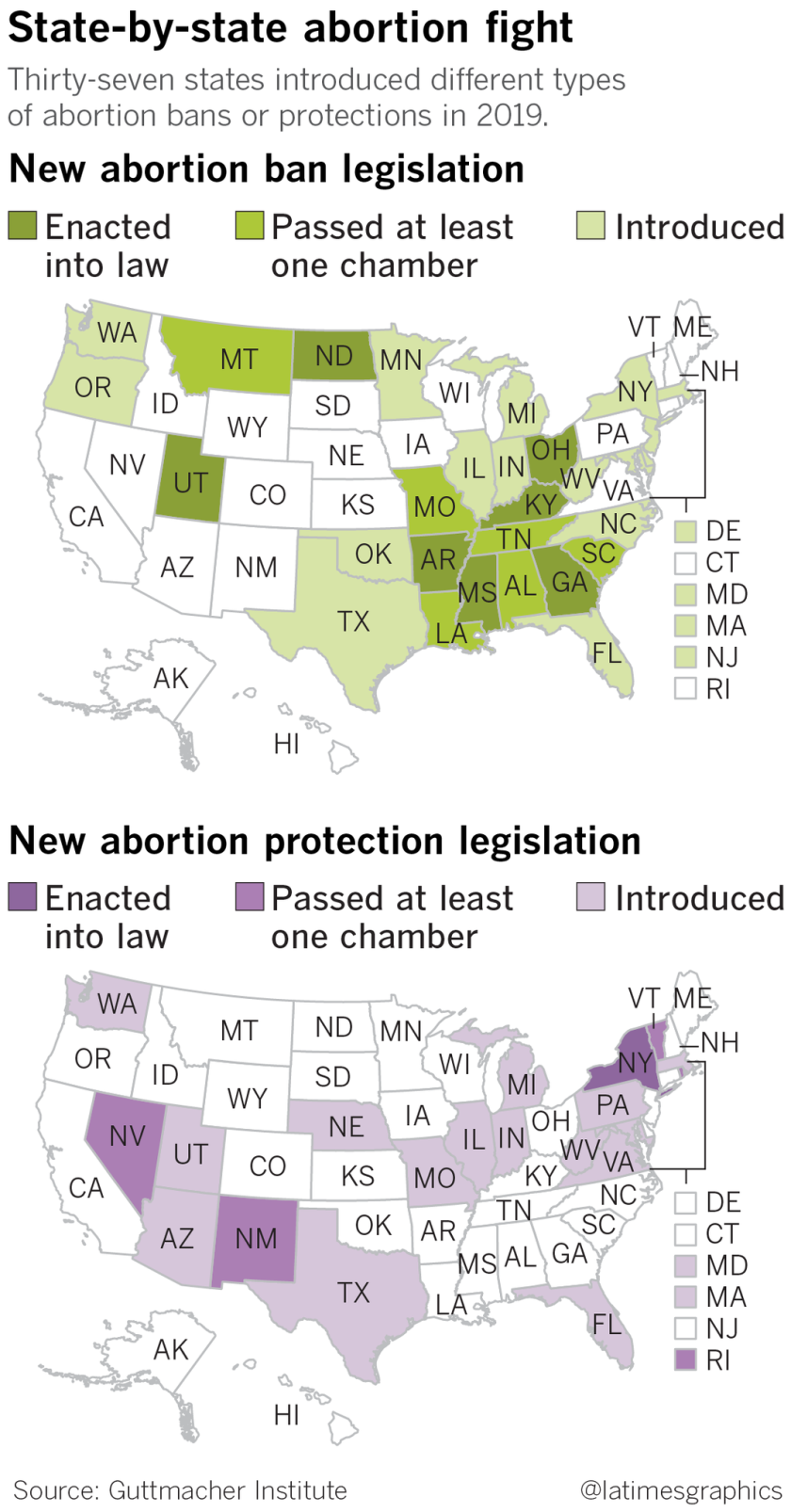 Alabama lawmakers vote to ban all abortions in the state and