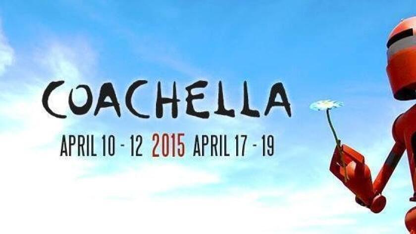 Coachella 2015 LOGO (/ Coachella)