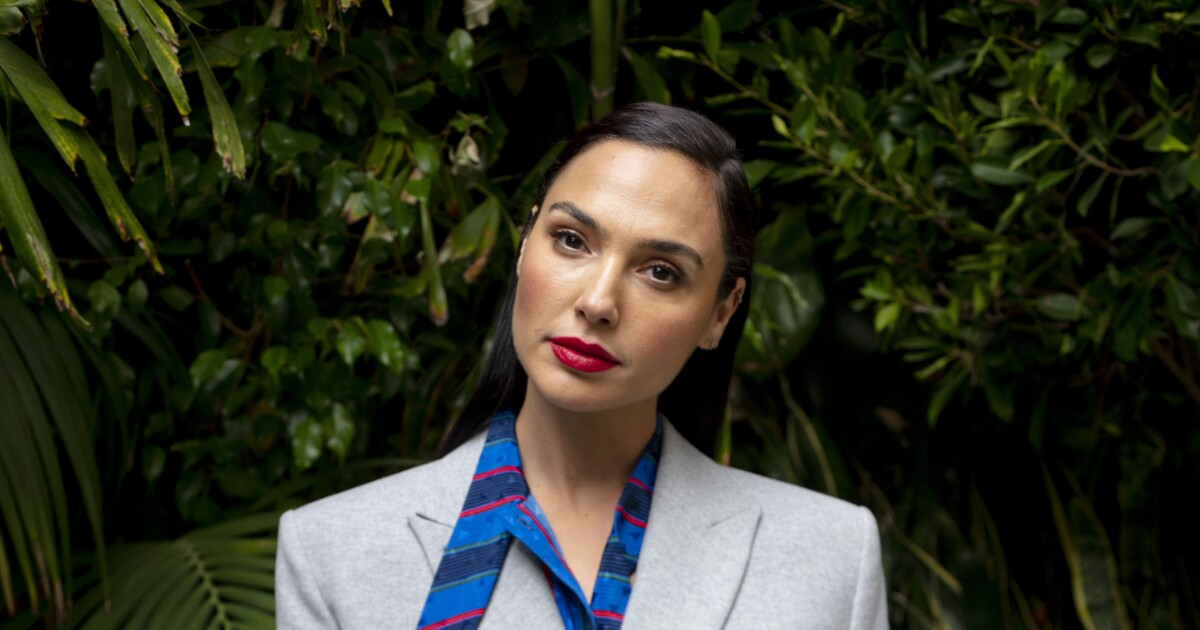 Gal Gadot knows this year was rough. She hopes 'Wonder Woman 1984' will end it on a high
