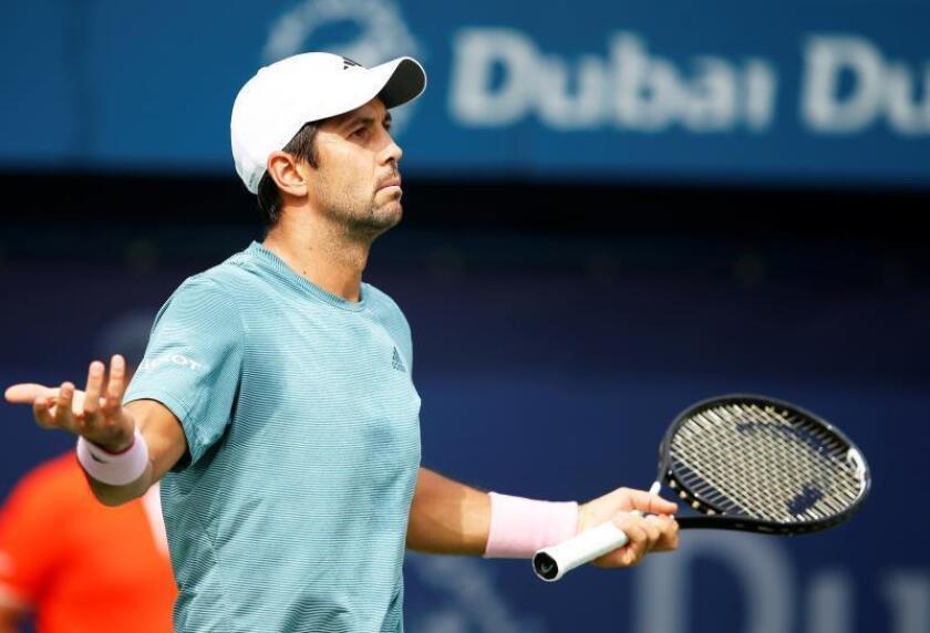 Verdasco se impone a Fabbiano en su debut en Dubai