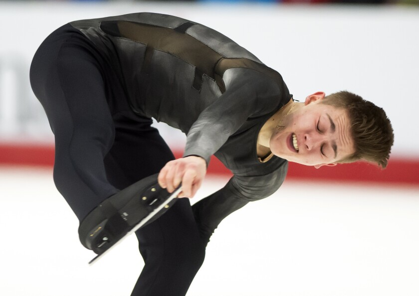 Canadian Championships Figure Skating