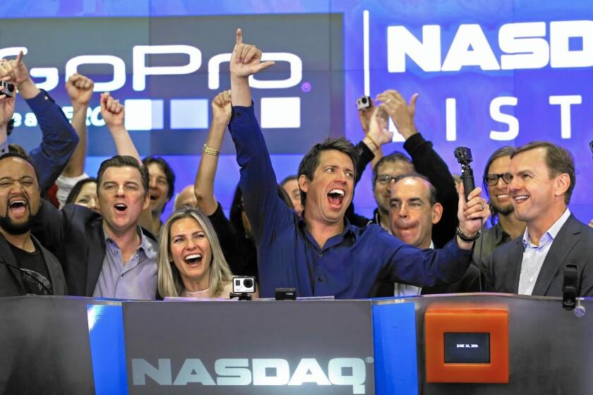 Tech stock IPOs