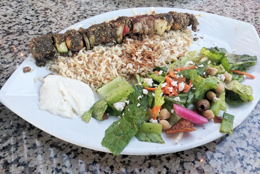 Shaks Mediterranean Bistro