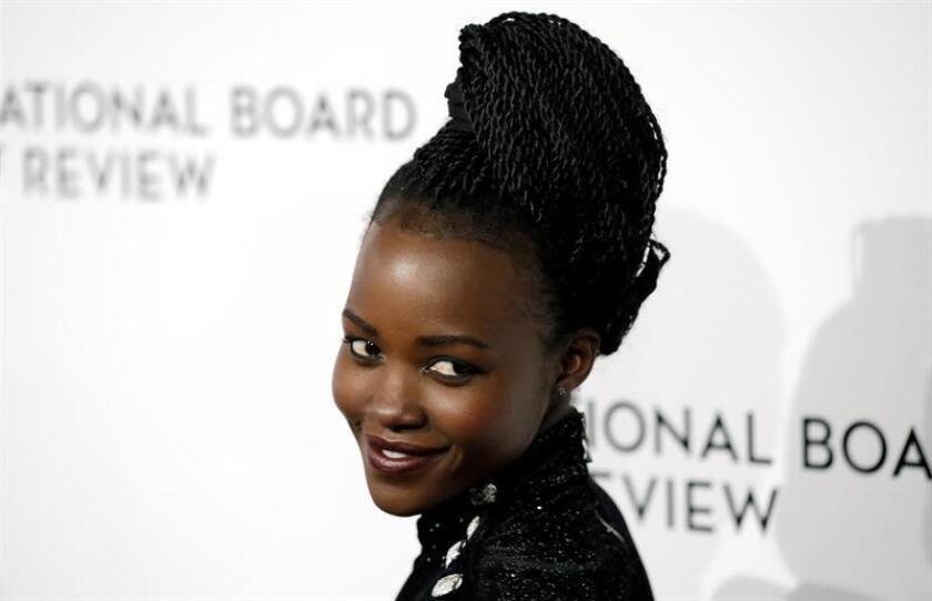 """Lupita Nyong'o interpreta a Nakia en la película """"Black Phanter"""". EFE/Archivo"""