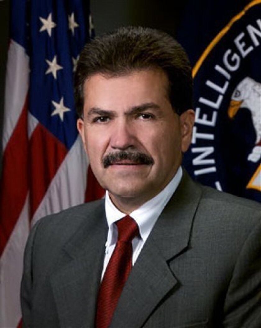 This undated handout photo provided by the CIA shows Jose Rodriguez. Rodriguez, the CIA's former top clandestine officer and others won't be charged in the destruction of CIA videotapes of interrogations of suspected terrorists, the Justice Department announced Tuesday. (AP Photo/CIA)
