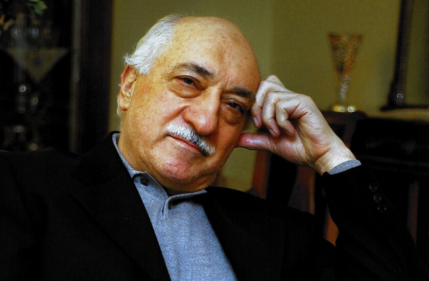 Fethullah Gulen is an Islamic preacher with a gift for oratory who came to the U.S. in 1999 just ahead of a treason charge in his native Turkey. He lives in Pennsylvania.