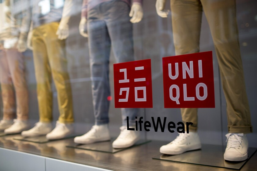 Uniqlo is opening its first stores in Southern California in the fall at South Coast Plaza and the Beverly Center.