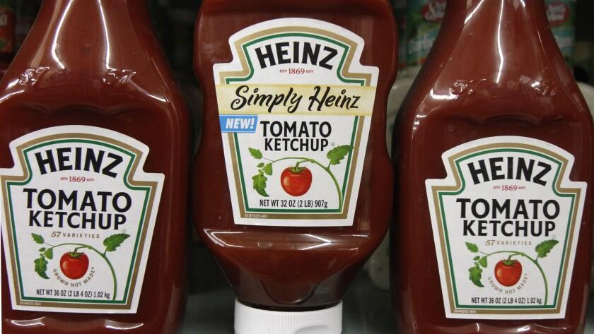 Kraft Heinz drops its bid for Unilever