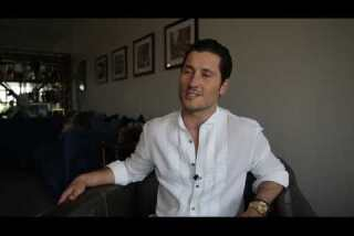 Hot Property   My Favorite Room: Val Chmerkovskiy lets the past lead in New York-inspired space