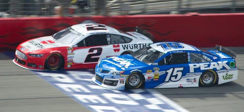 2014 NASCAR Sprint Cup — Auto Club 400