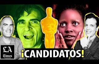 ¡Candidatos a Mejor Actor y Actriz Principal en Premios Oscar!   Especial de Cine
