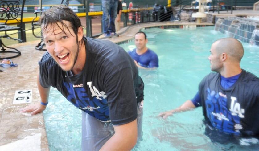 Sen. John McCain throws a damper on Dodgers' pool party