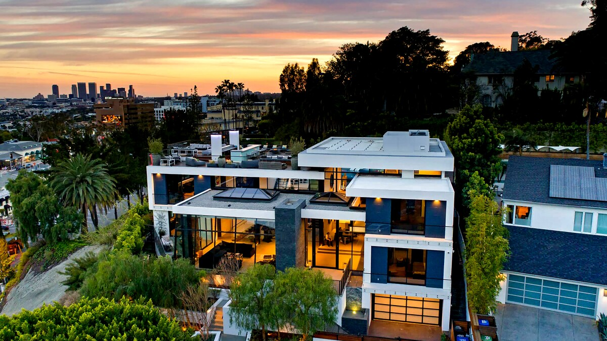 Home of the Week | Sunset Strip pad steps up its game