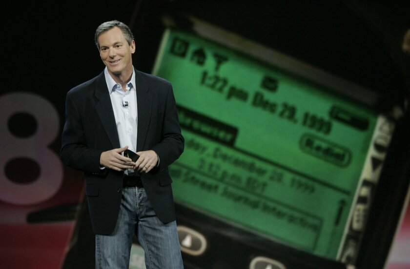 Paul Jacobs, Qualcomm's chief executive shown here in 2010 at the Consumer Electronics Show in Las Vegas, was the San Diego region's top-paid local executive last year.