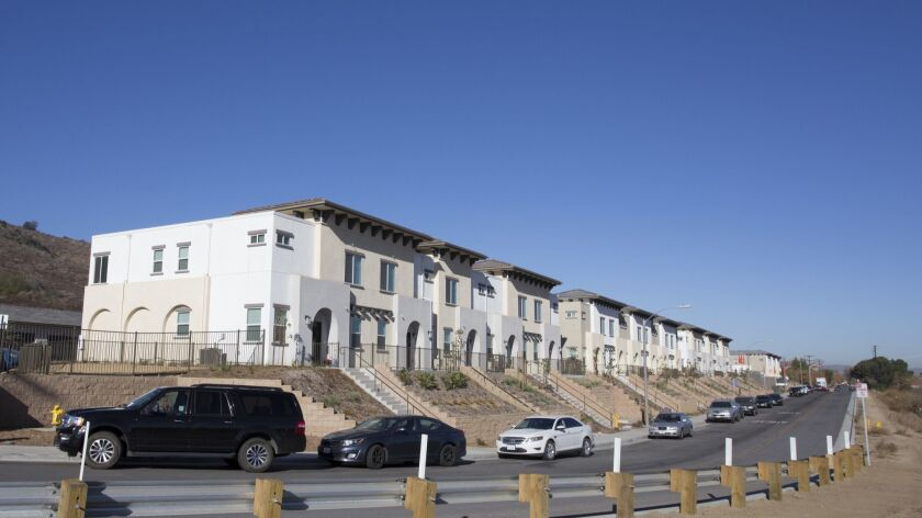 The Temecula City Council approved the Altair housing development Tuesday Dec., 12, 2017. The develo
