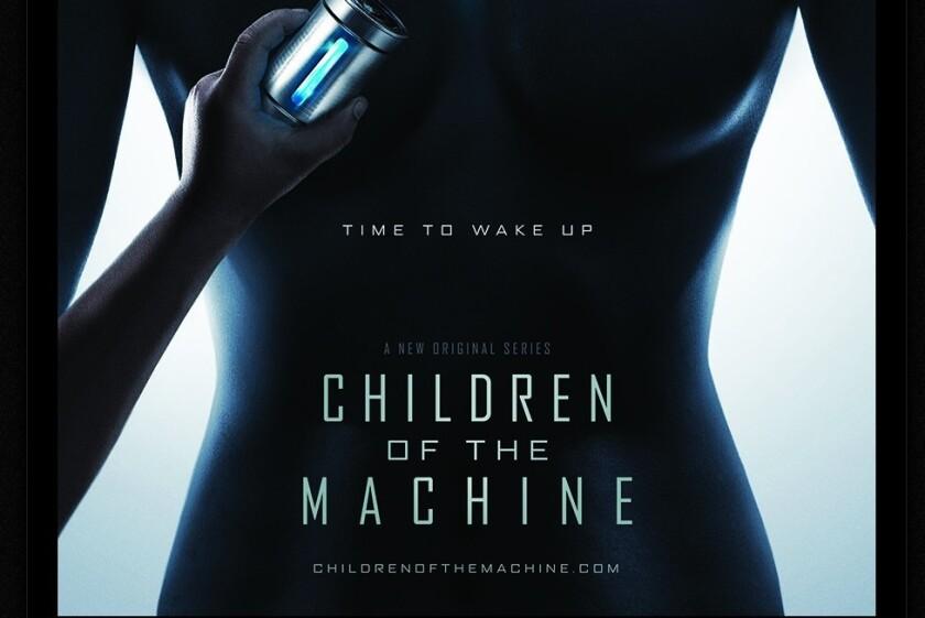 'Children of the Machine' poster