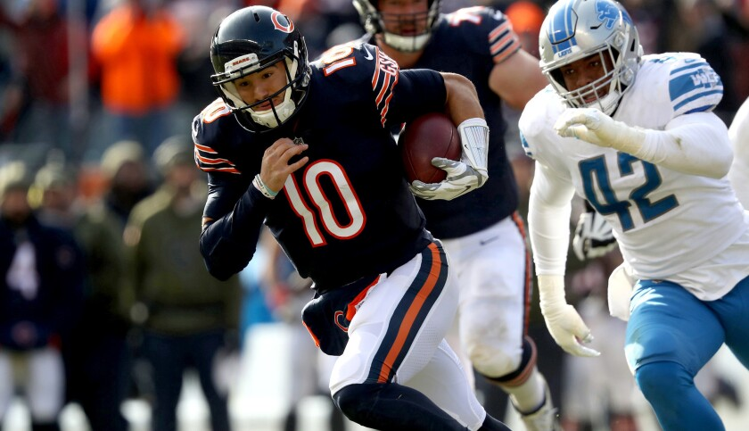 Detroit Lions vs. Chicago Bears