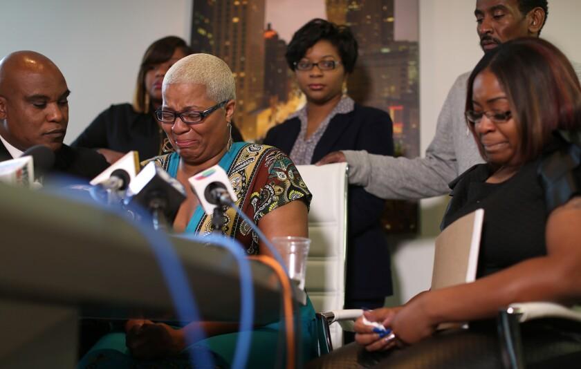 Sandra Bland's sisters