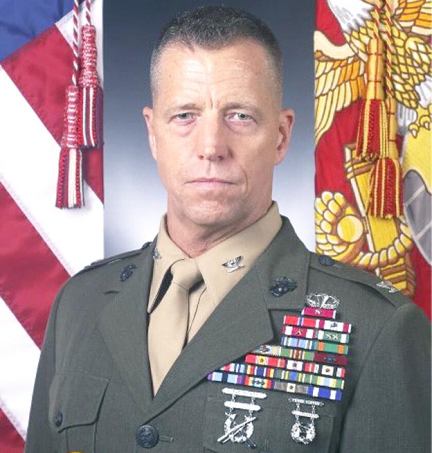 Col. Daniel R. Kazmier, USMC