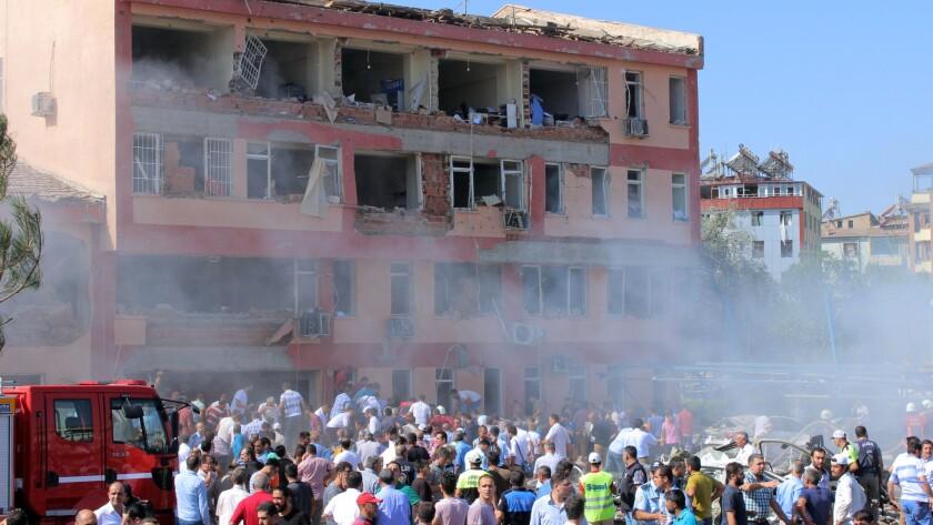 Turkey car bomb