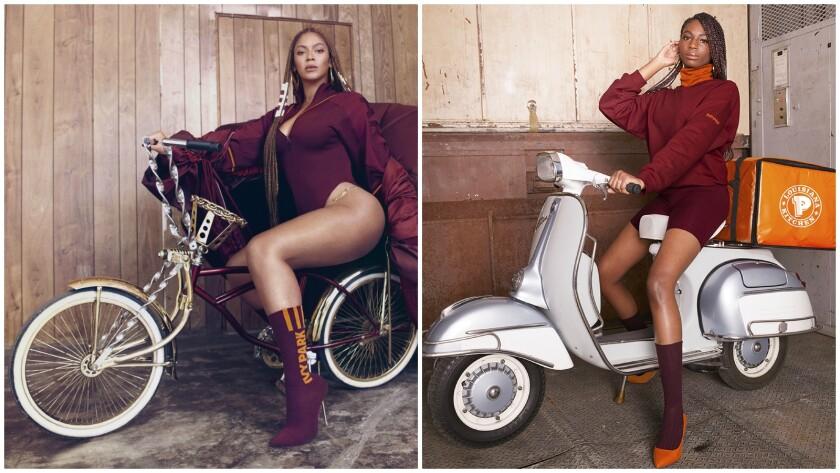 Popeyes parodies Beyoncé's Ivy Park campaign for a good cause
