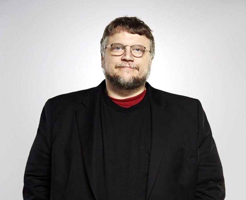 """El cineasta mexicano Guillermo del Toro (foto) dirigirá y escribirá """"Zanbato""""."""