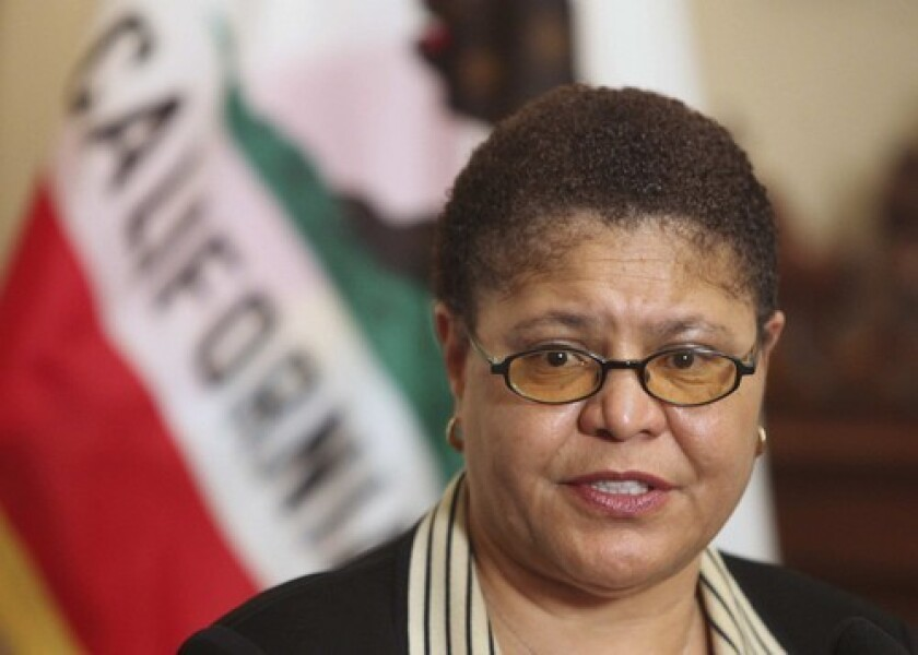 Rep. Karen Bass (D-Los Angeles)