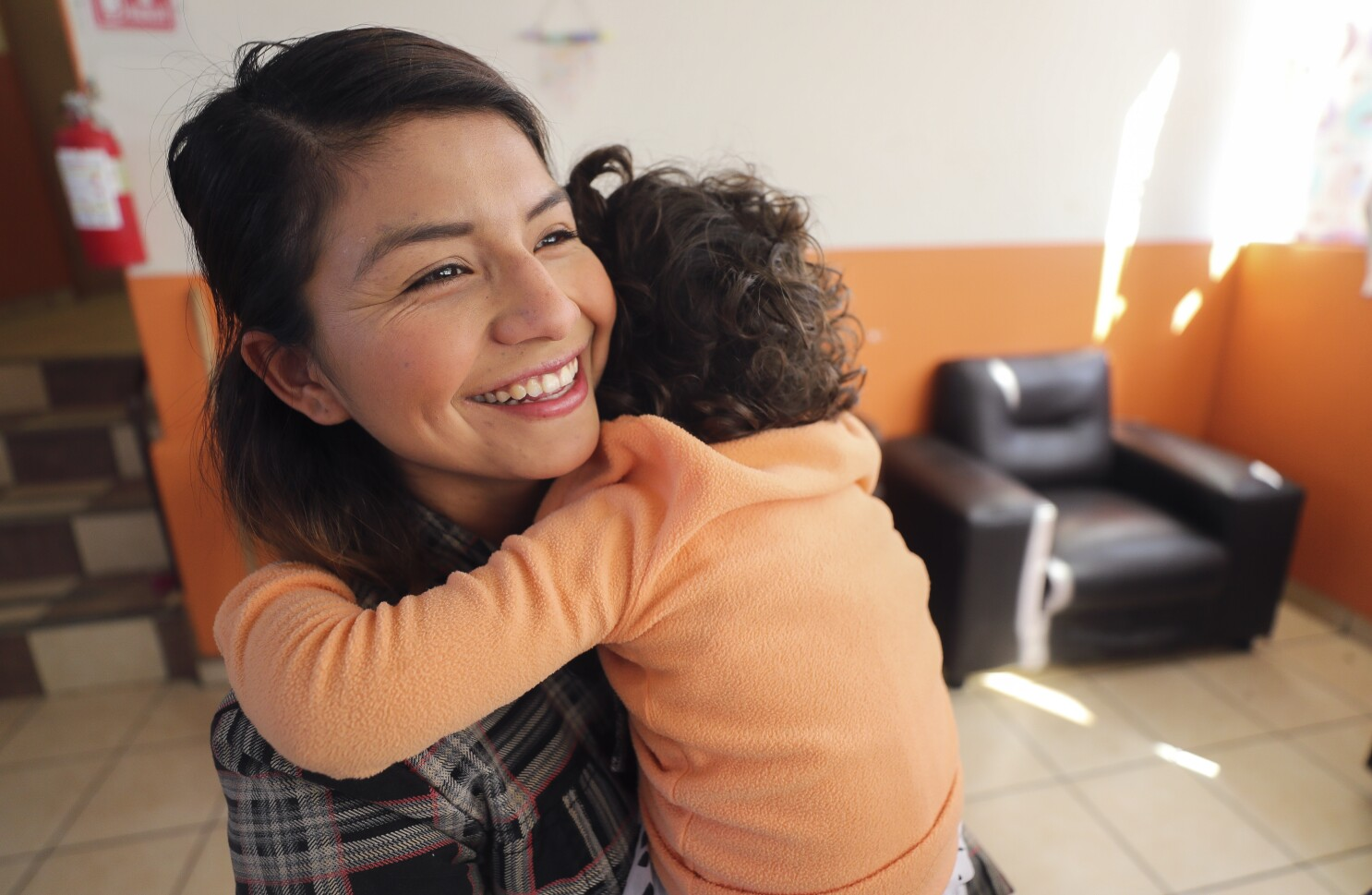 She grew up in a Mexican orphanage, now her nonprofit has raised millions to help others like her