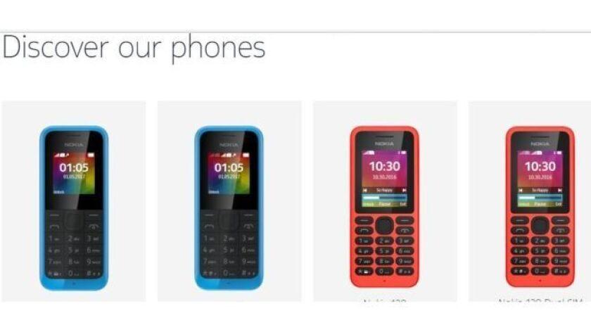 Nokia, la empresa finlandesa que revolucionó la industria de la telefonía móvil a fines de la década de 1990, ha vuelto al mundo de los celulares.