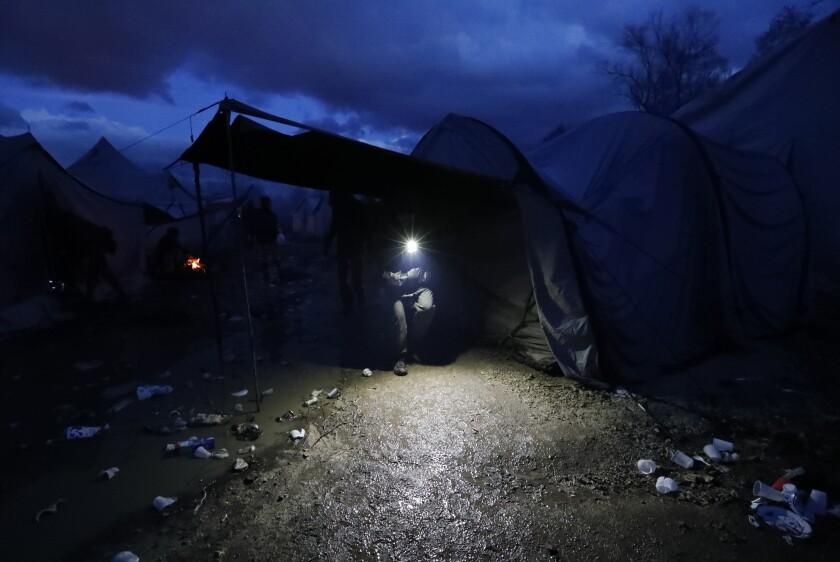 Bosnia Europe Migrants
